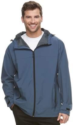 Hke Men's HKE Hooded Rain Jacket