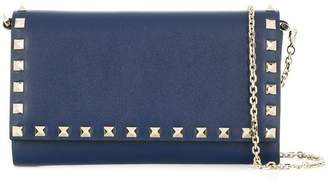 Valentino Rockstud wallet on chain