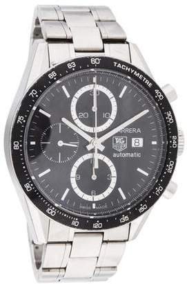 Tag Heuer Carrera Calibre 16 Chronograph Watch