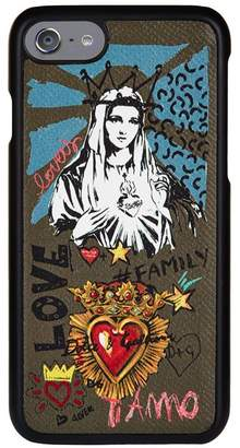 Dolce & Gabbana Love Mural iPhone 7/8 Case