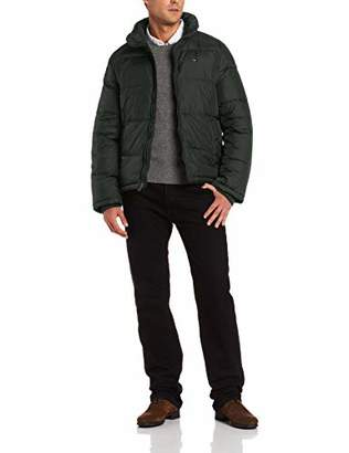 Tommy Hilfiger Men's Big Tall Classic Puffer Jacket