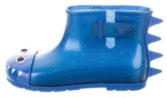 Mini Melissa Girls' Sugar Rain Fabula Boots