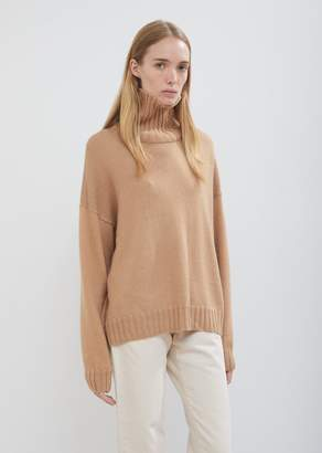 LAUREN MANOOGIAN Baby Alpaca Wool Turtleneck