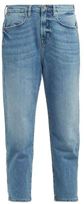 Frame Le Stevie Cropped Jeans - Womens - Denim