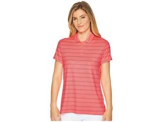 Nike Dry Polo Short Sleeve Sphere Print Women's Clothing