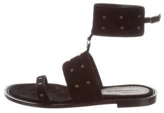 Alexa Wagner Fatima Studded Sandals w/ Tags