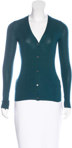 pradaPrada Cashmere & Silk Cardigan