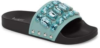 Botkier Freda Crystal Slide Sandal