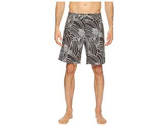 Captain Fin Swirl Derby Boardshorts Men's Swimwear