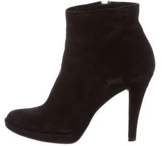 Pedro Garcia Suede Ankle Boots