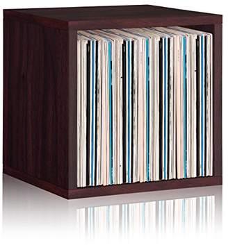 Way Basics BS-SCUBE-EO Vinyl Record Storage Cube