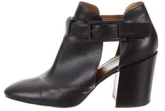 Aquatalia Cutout Ankle Boots