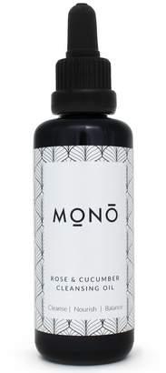 Mono Naturoils - Rose & Cucumber Cleansing Oil