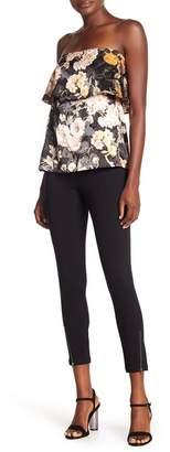 Hue Ankle Zip Slimming Pants