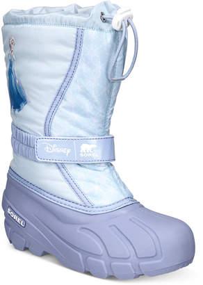 Sorel Disney x Little Girls Flurry Frozen 2 Boots Women Shoes