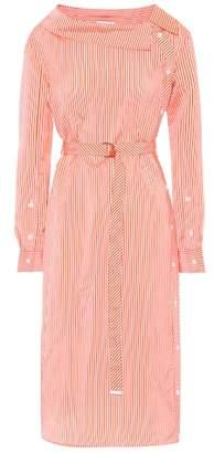 Altuzarra Albany striped dress