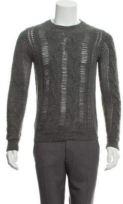 Paul Smith Loose Knit Crew Neck Sweater w/ Tags