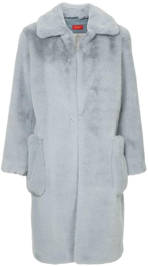 Buy faux fur coat!