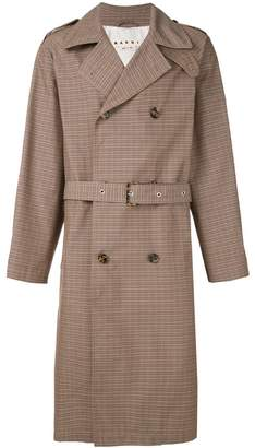 Marni oversized trench coat