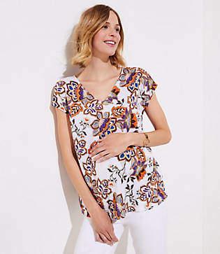 78099690ef1 LOFT White Maternity Clothes - ShopStyle