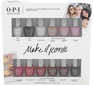 OPI 12pc Infinite Shine Mini Pack