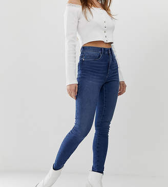 808f512c3116ef Petite High Waisted Skinny Jeans - ShopStyle UK
