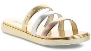 MICHAEL Michael Kors Keiko Triple-Band Slide Sandal