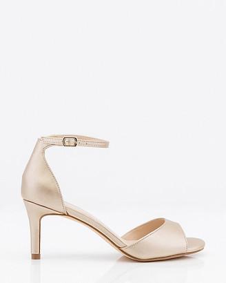 Le Château Peep Toe Ankle Strap Sandal
