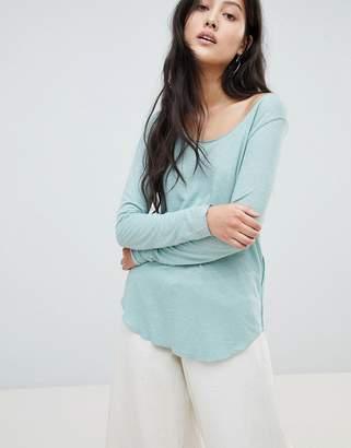 Vero Moda Long Sleeve Round Neck T-Shirt