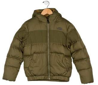 The North Face Boys' Down Jacket olive Boys' Down Jacket