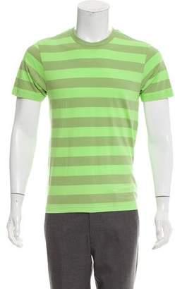 Y-3 Striped Short Sleeve T-Shirt