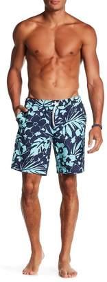 Bonobos Retro Floral Print Swim Trunk $88 thestylecure.com