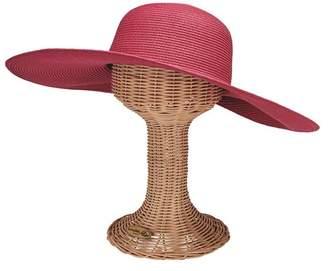 SAN DIEGO HAT Bow Detailed Floppy Hat