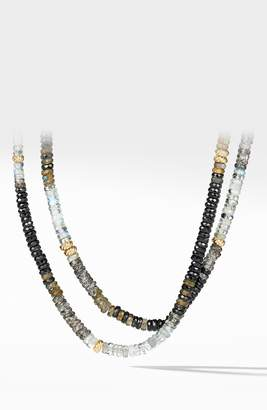 David Yurman Tweejoux Necklace in 18K Gold
