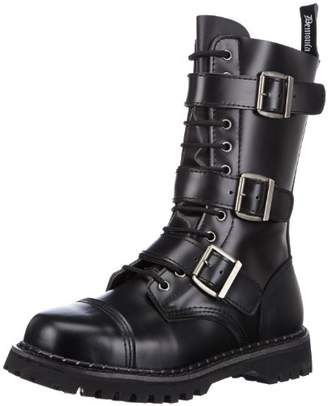 Pleaser USA Men's Riot-12 Buckle Boot
