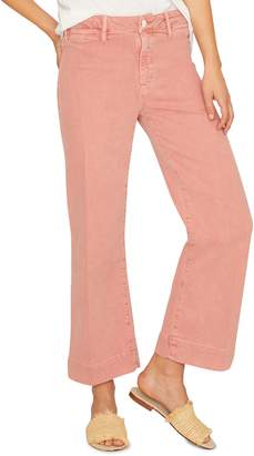 Sanctuary Non Comformist Crop Wide Leg Jeans
