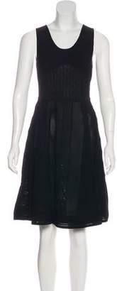 Prabal Gurung Knit Sleeveless Dress