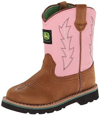 John Deere 1185 Western Boot (Toddler)