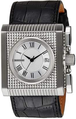 Ecko Unlimited Men's E15093G1 THE WALL STREET Leather Watch