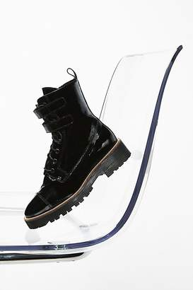 Finn Combat Boot by Shellys London at Free People $179 thestylecure.com