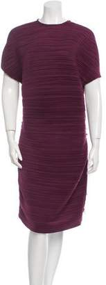 Lanvin Ruched Evening Dress w/ Tags