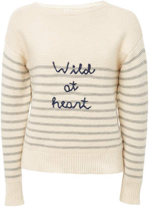 Oeuf Wild At Heart-Sweater