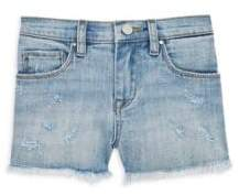 Blank NYC Girl's Future Denim Shorts