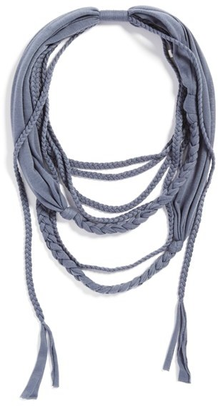 JULES SMITH Braided Infinity Scarf