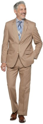 Men's Palm Beach Boone Classic-Fit Poplin Suit