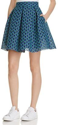 Maje Jungla Lace Skirt - 100% Exclusive $295 thestylecure.com