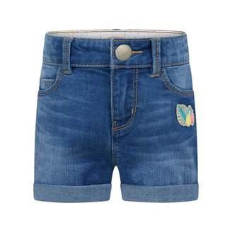 Catimini CatiminiGirls Blue Denim Shorts