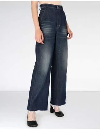 Maison Margiela Dark Garage Wash Denim Jeans