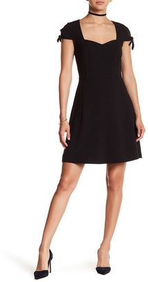 Kensie Crepe Dress $89 thestylecure.com