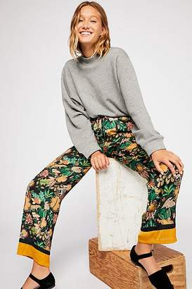 Scotch & Soda Drapey Wide-Leg Pants